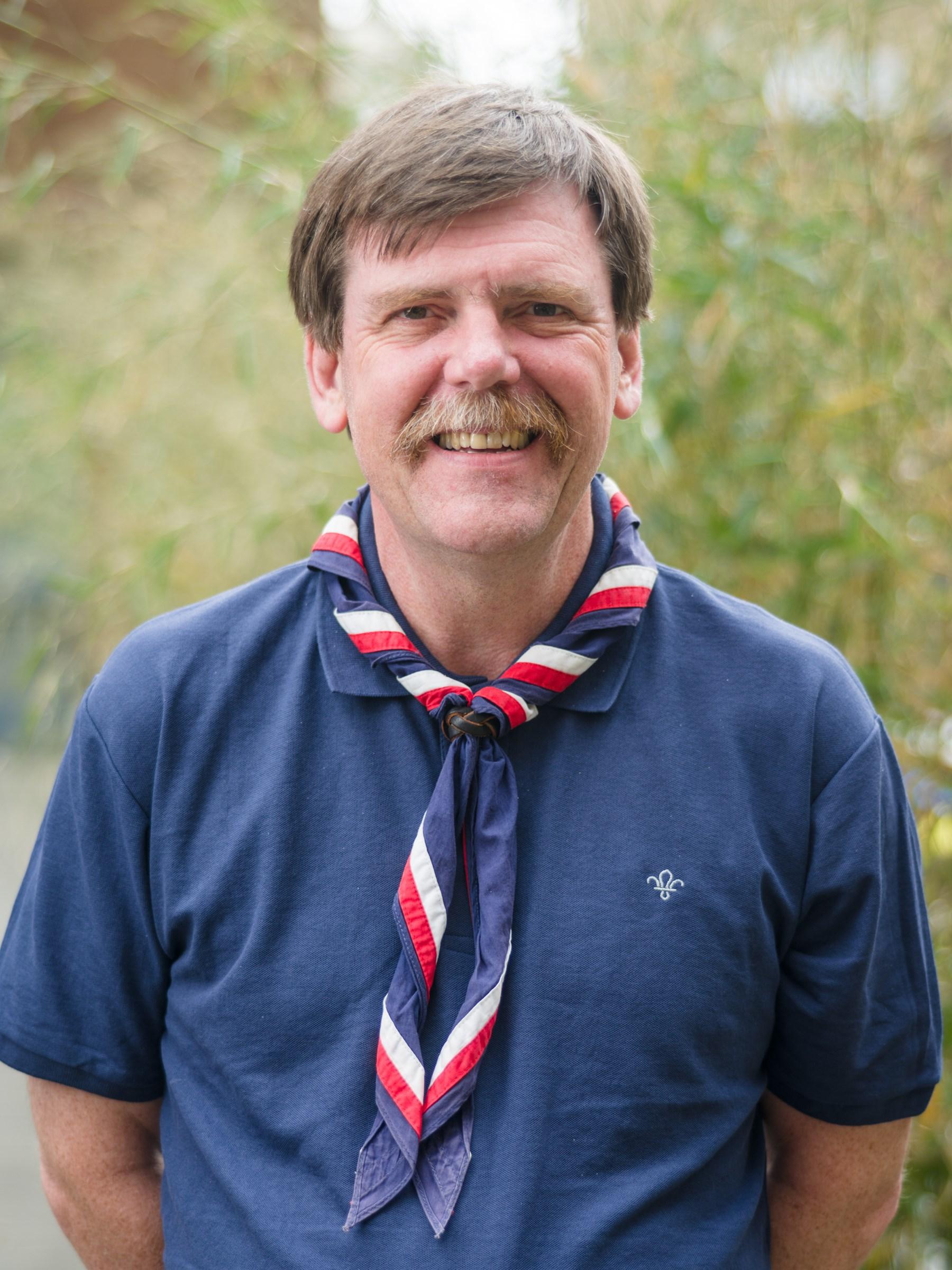 Graeme Hamilton - UK Commissioner for Programme (Delivery)