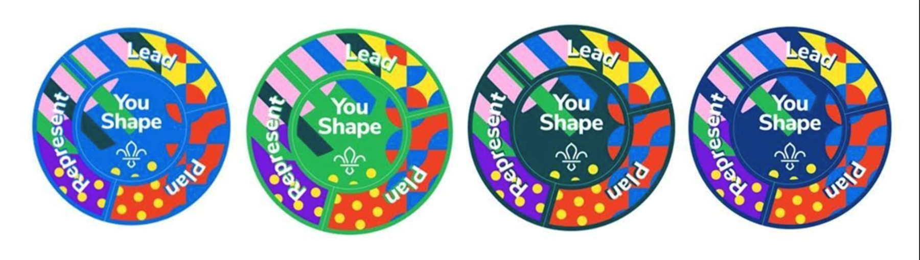 YouShape badges