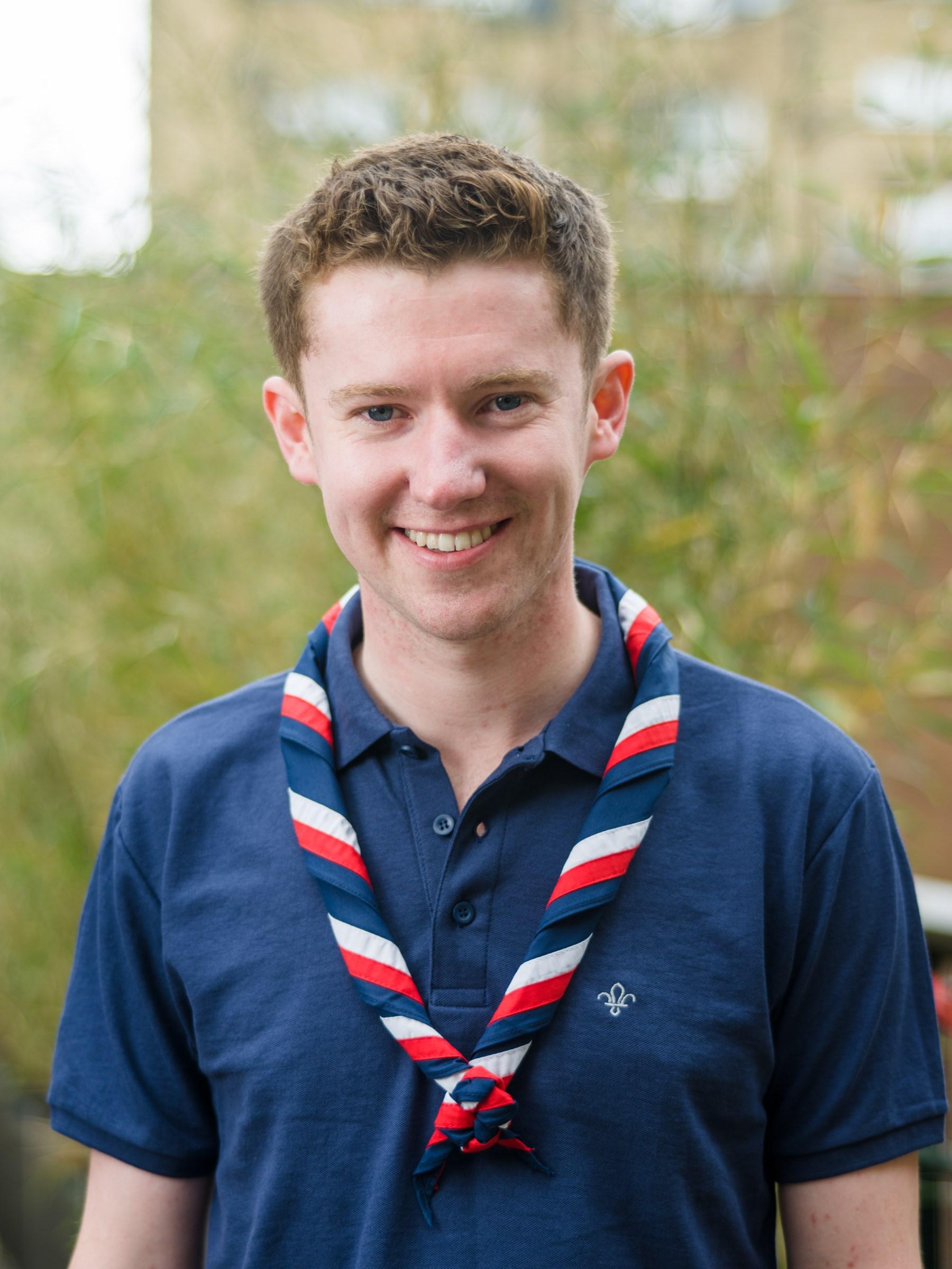 Ollie Wood - UK Youth Commissioner